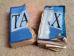 The Deadline for 2010 is Tax Day